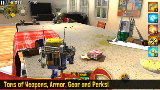 Bug Heroes 2 Screenshot