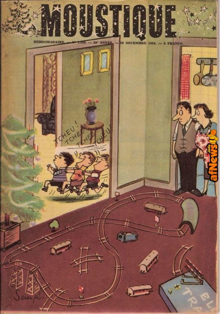 Infine… il fumetto di Petit Nicolas!