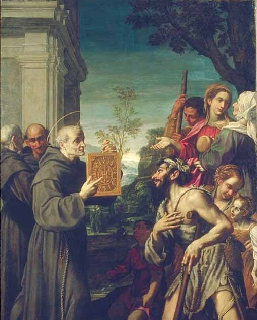 Papa Ratzinger blog 1 [2007-2008]: Da san Bernardino a oggi la ...