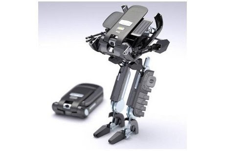 5. Transformer Phone