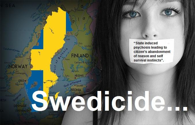 Αποτέλεσμα εικόνας για a swedish man eat meat in front of muslim and must pay
