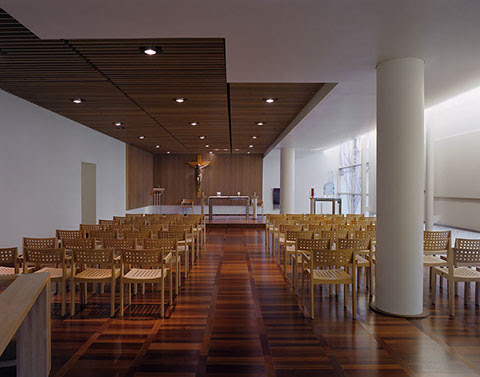 Rba Catherine Mcauley Chapel Richard Brown Architect