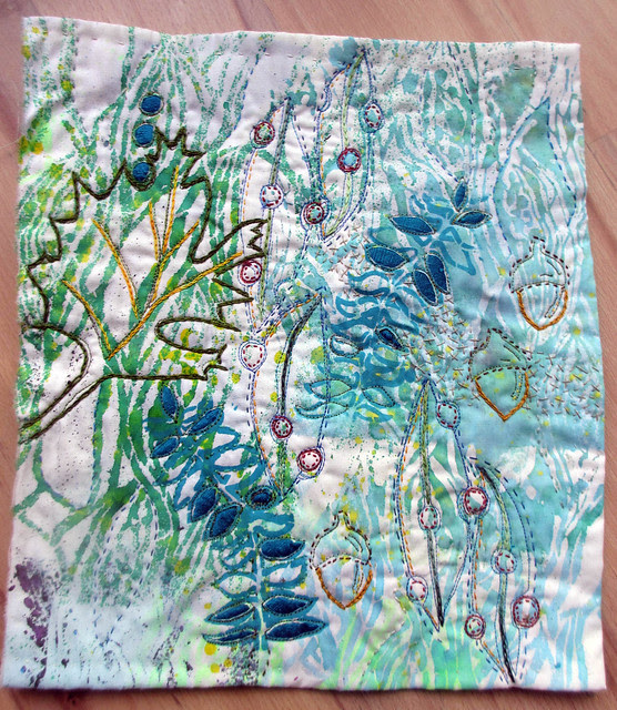 using my stencils