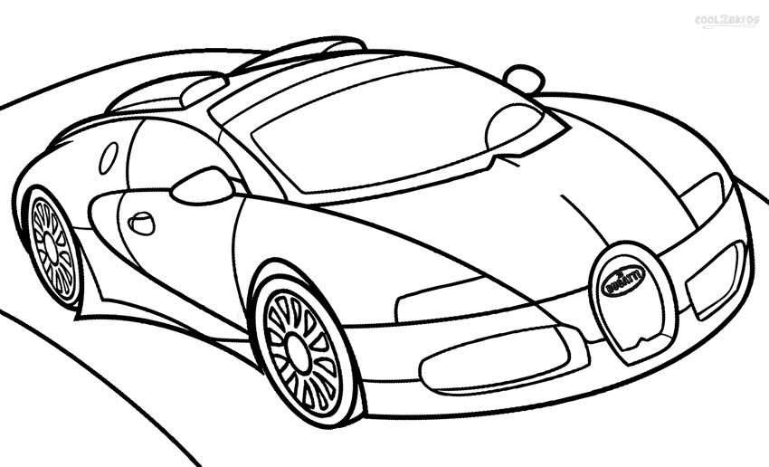 Pagani Coloring Pages At Getdrawingscom Free For Personal Use