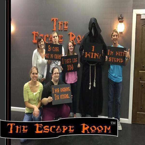 escape room winston salem