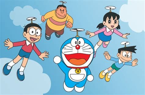 Gambar Kartun Doraemon Dan Nobita Semua Yang Kamu Mau