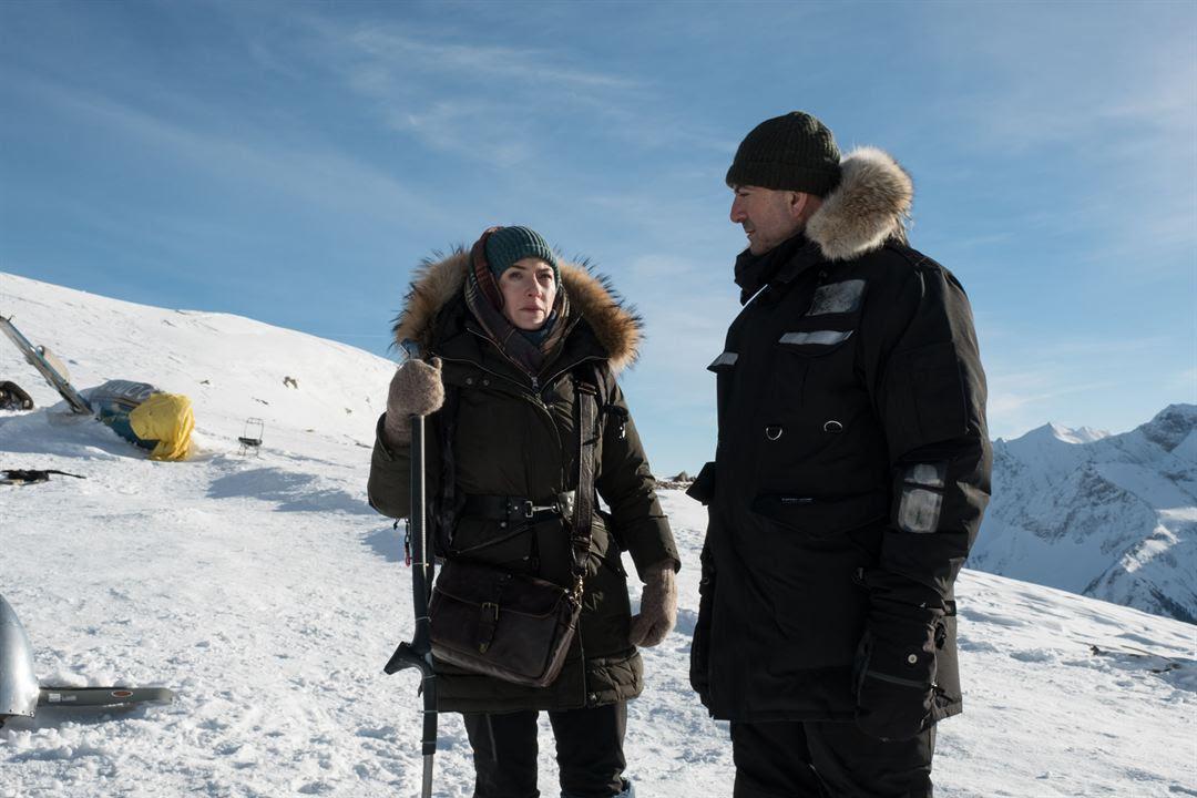La Montagne entre nous : Photo Hany Abu-Assad, Kate Winslet