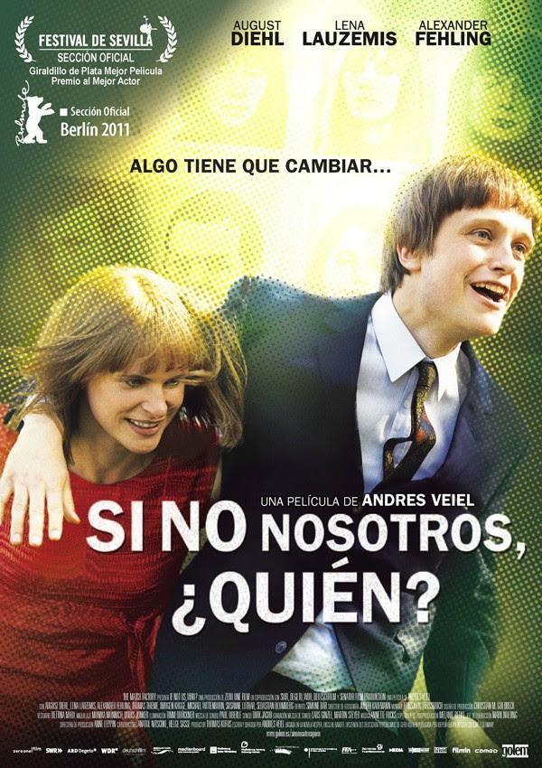 Póster: Si no nosotros, ¿quién? (Andres Veiel, 2.011)