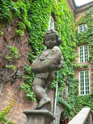 市庁舎(Radhuset)fromスウェーデン