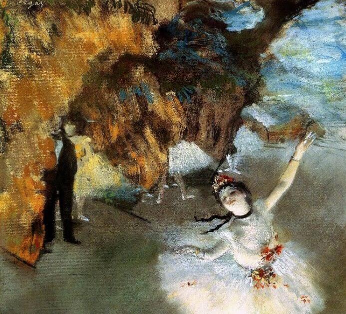 El Conde. fr: La danse dans la peinture d'Edgar Degas