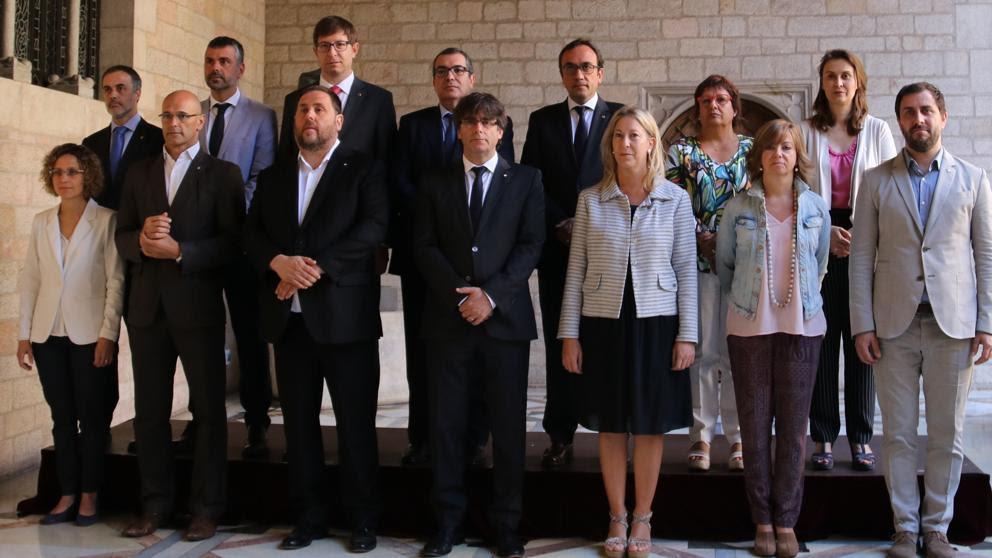 Resultado de imagen de govern catalunya