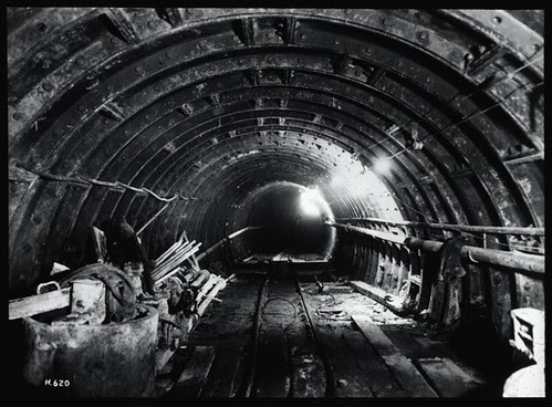 View of The Tunnel Interior
