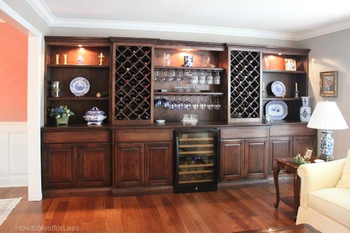 Dining Room Ideas on Pinterest   Built In Buffet, Dining ...