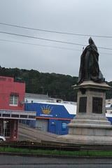 Queen Victoria in Wellington