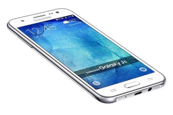 Hard Reset Samsung J510F Galaxy J5