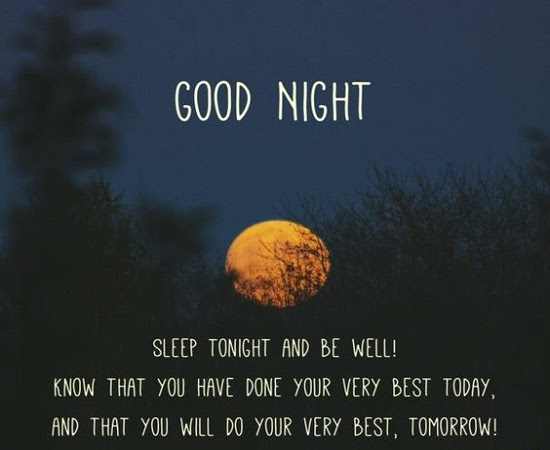 Latest Good Night Images For Friends With A Right Message