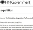Gary McKinnon - please sign the government epetition to amend the extradition treaty as promised