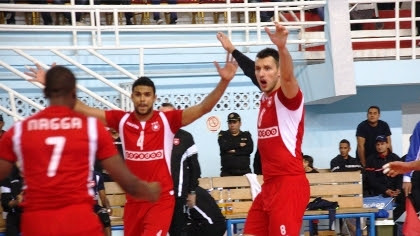 Tunisie Volley Ball Less Remporte La Coupe Dafrique
