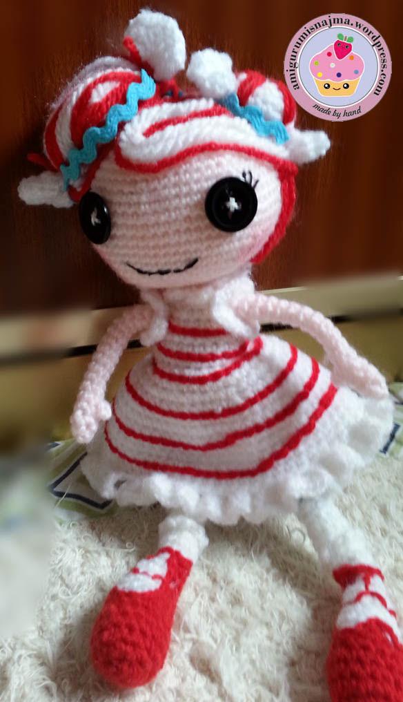 lalaloopsy mint e stripes crochet doll amigurumi-11