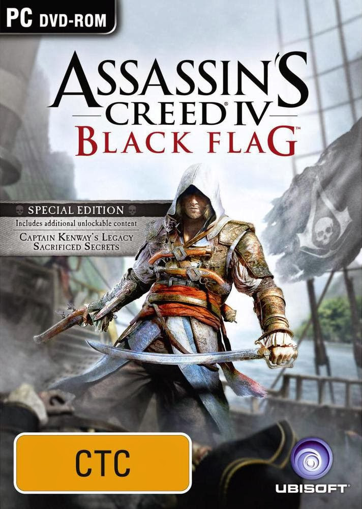 Assassin's Creed IV Black Flag Free Download