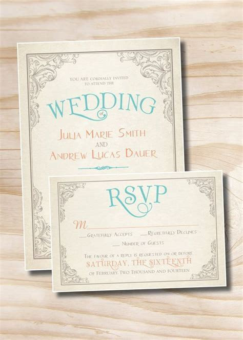 What To Do With The M Line on a Wedding RSVP. #weddings #