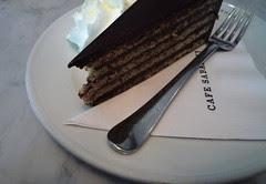 return to café sabarsky