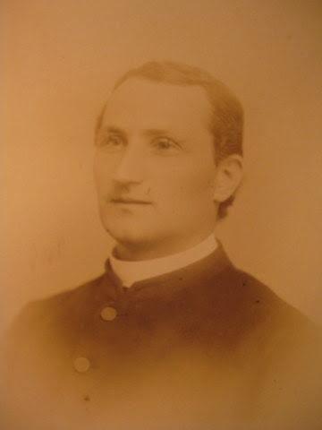 Ksiądz Adolphe Tanquerey (1854-1932)