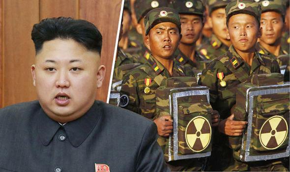 Resultado de imagem para Kim Jong-un WAR EVACUATE