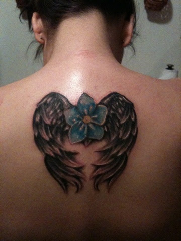 Forget Me Not Flower Tattoo Meaning