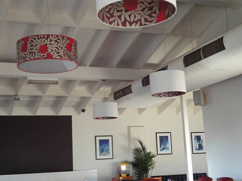 Restaurant decoration