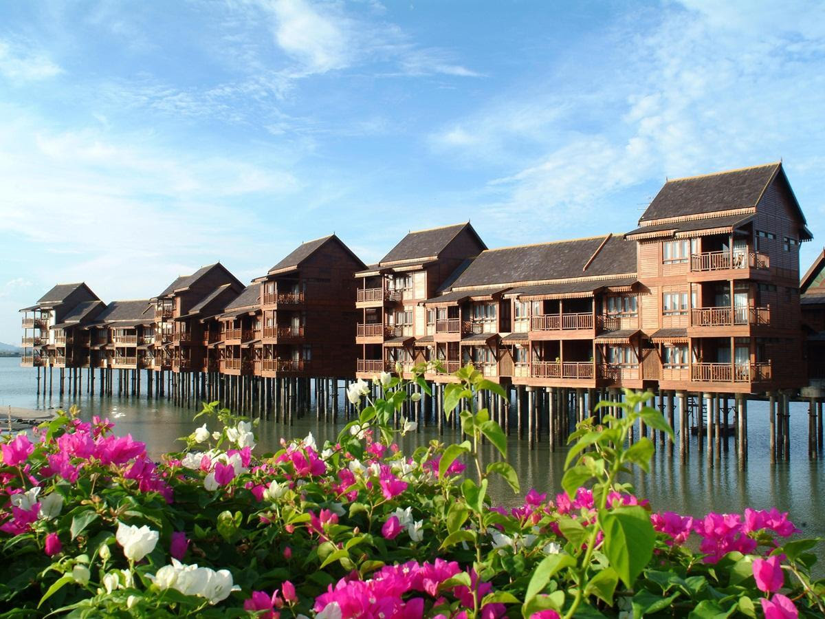 Langkawi Lagoon Sea Village
