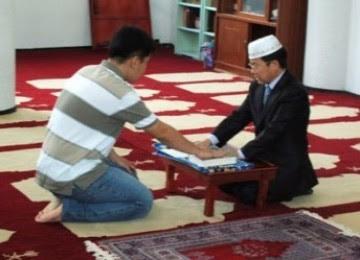 Alhamdulillah, 22 WNA di Bahrain Jadi Mualaf