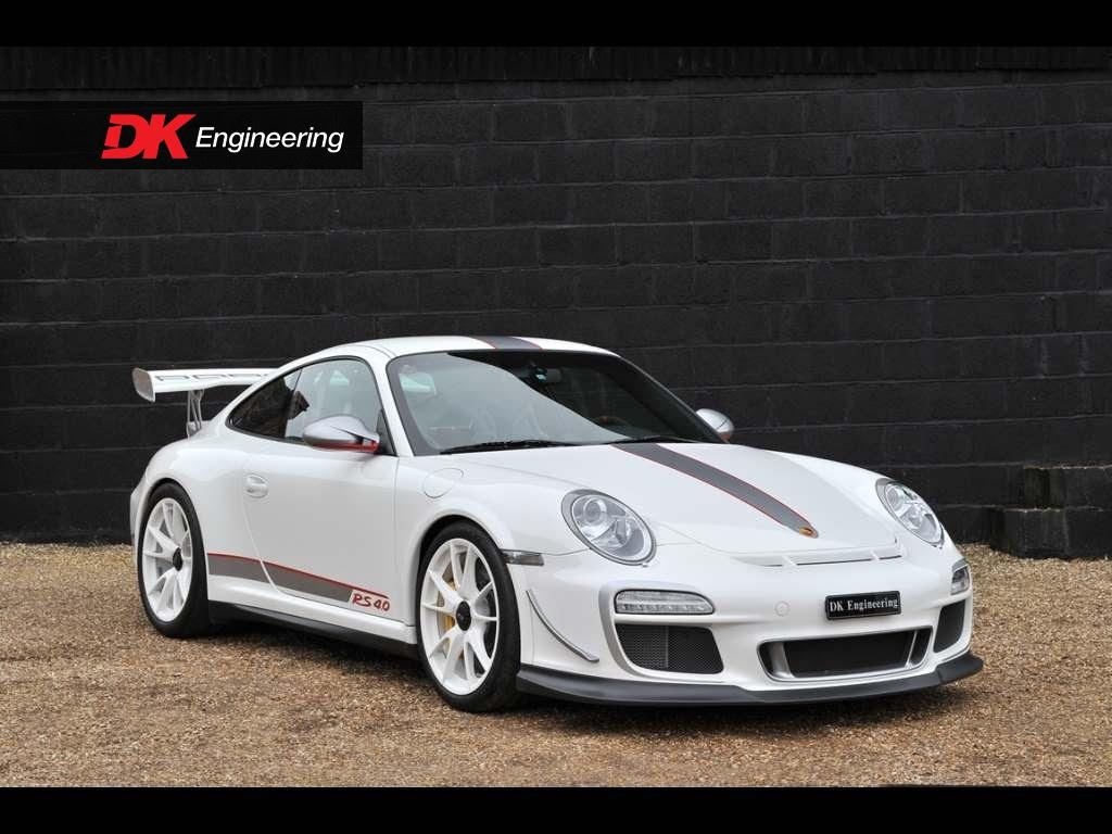 Porsche 997 GT3 RS 4.0 Litre. Clubsport - 3,500 Kms