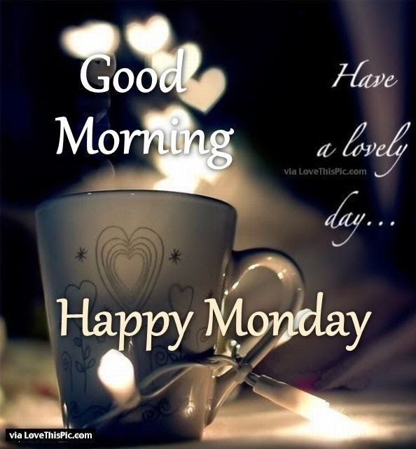 Happy Monday Images Good Morning Monday Quotes Amusing Wishes Ideas