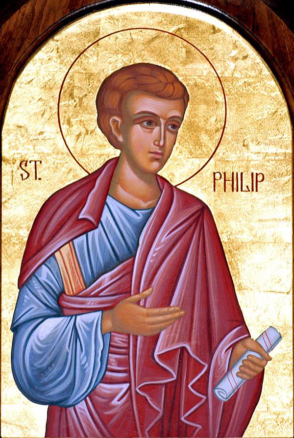 Image result for άγιος φίλιππος