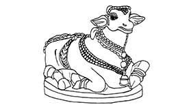 Significado Tatuaje Nandi Toro Hindú 1 Tatuarteorg