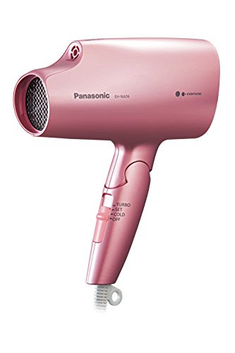 Panasonic ヘアードライヤー ナノケア ペールピンク EH-NA56-PP