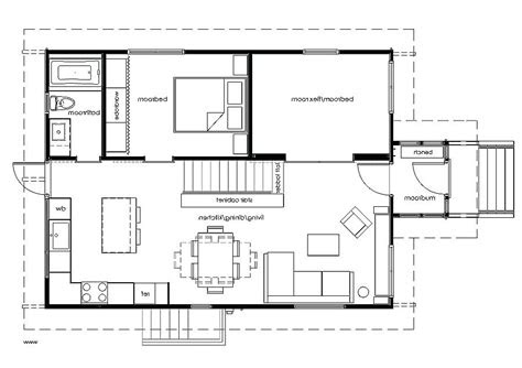 home elements  style sketch house plans floor plan