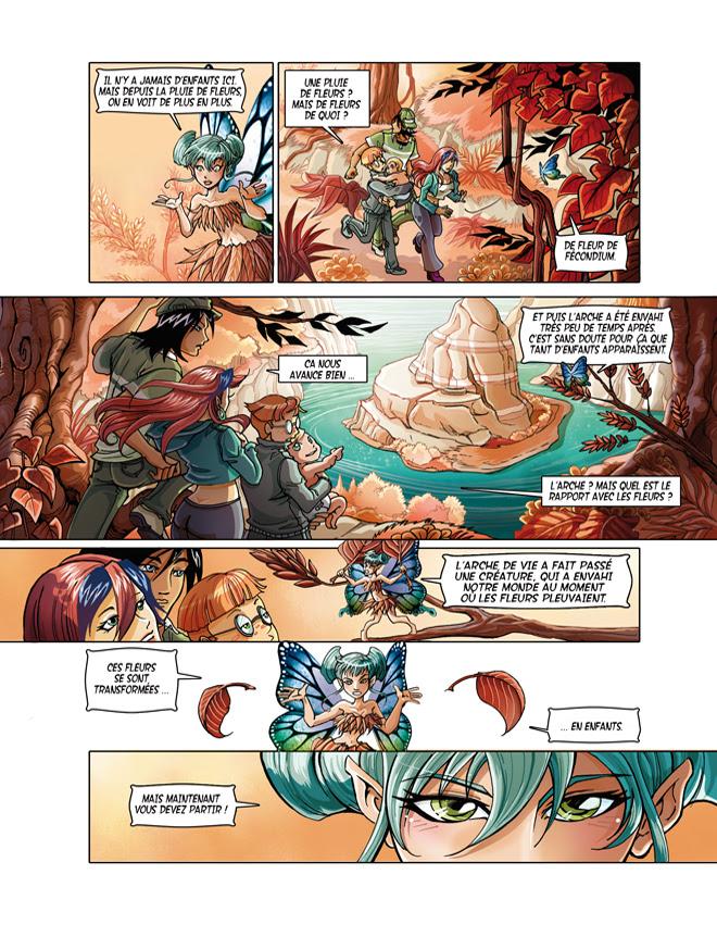 Dessin Coloriste Bande dessinée Duclos Marina Couleur BD