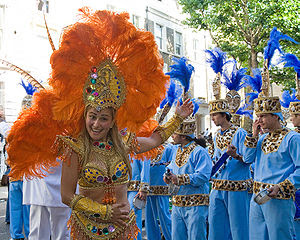 Notting Hill Carnival 2006 (London)