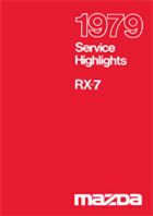 Foxed Ca Mobile Mazda Rx 7 Manuals