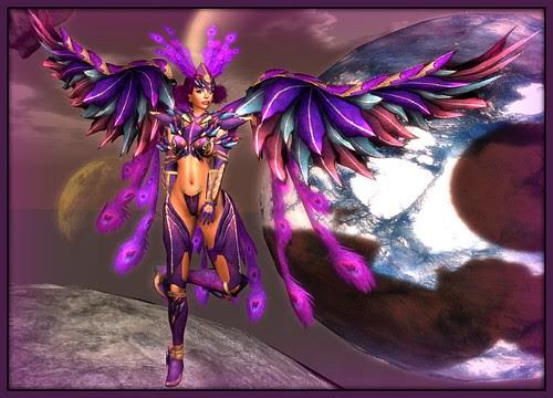 FFL BR Purple Phoenix by Kara 2