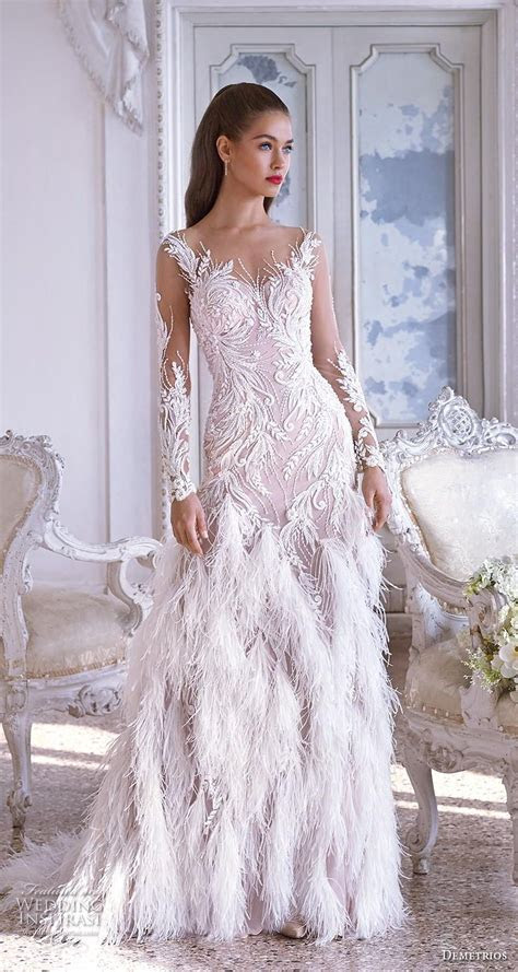 Platinum by Demetrios 2019 Wedding Dresses in 2019   Jen