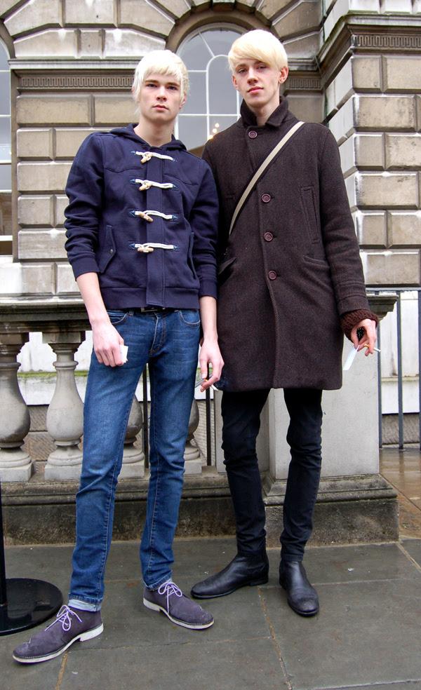 two_friends_London_Fashion_Week