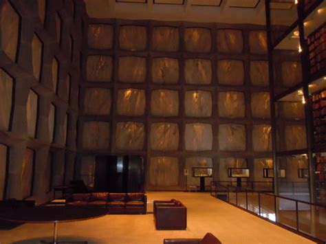 Beinecke Rare Book & Manuscript Library (New Haven)   2019