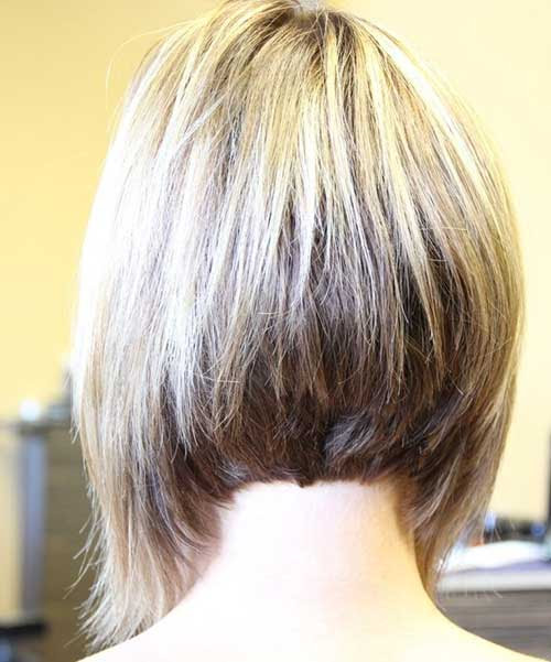 15 Best Back View Of Bob Haircuts | Short Hairstyles 2017 ...