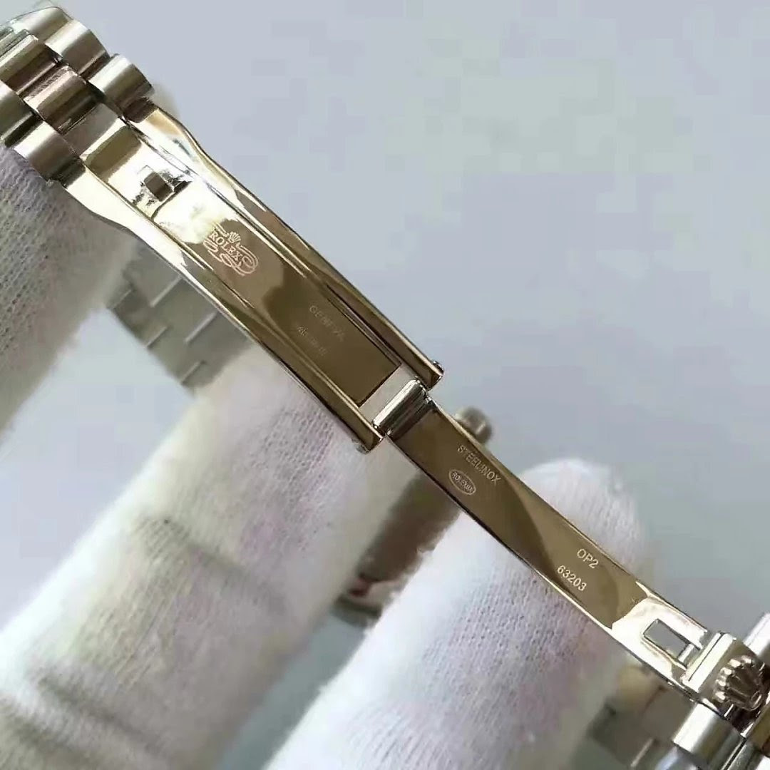 Rolex Lady Datejust 33mm Clasp