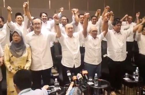 Kerjasama Umno - Pas punca pemimpin Umno Sabah berhijrah?