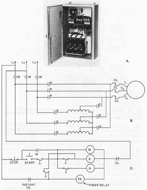 Wye Deltum Motor Starter Wiring Diagram