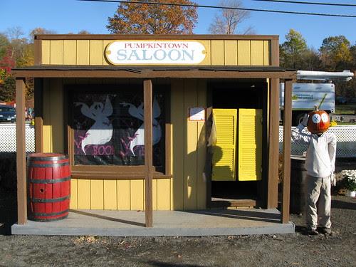 Pumpkintown Saloon